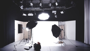 photography, photo studio, interior
