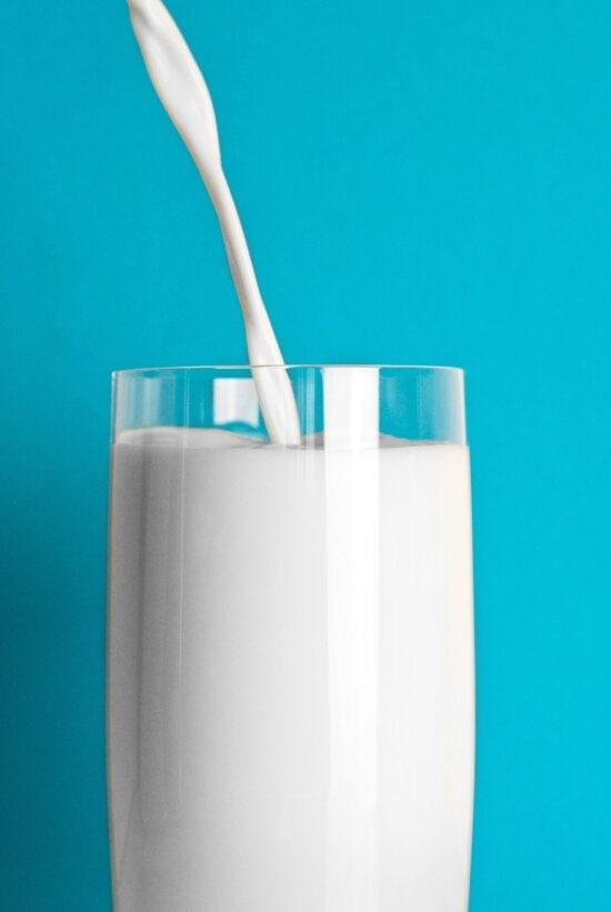 glass, milk, drink, liquid