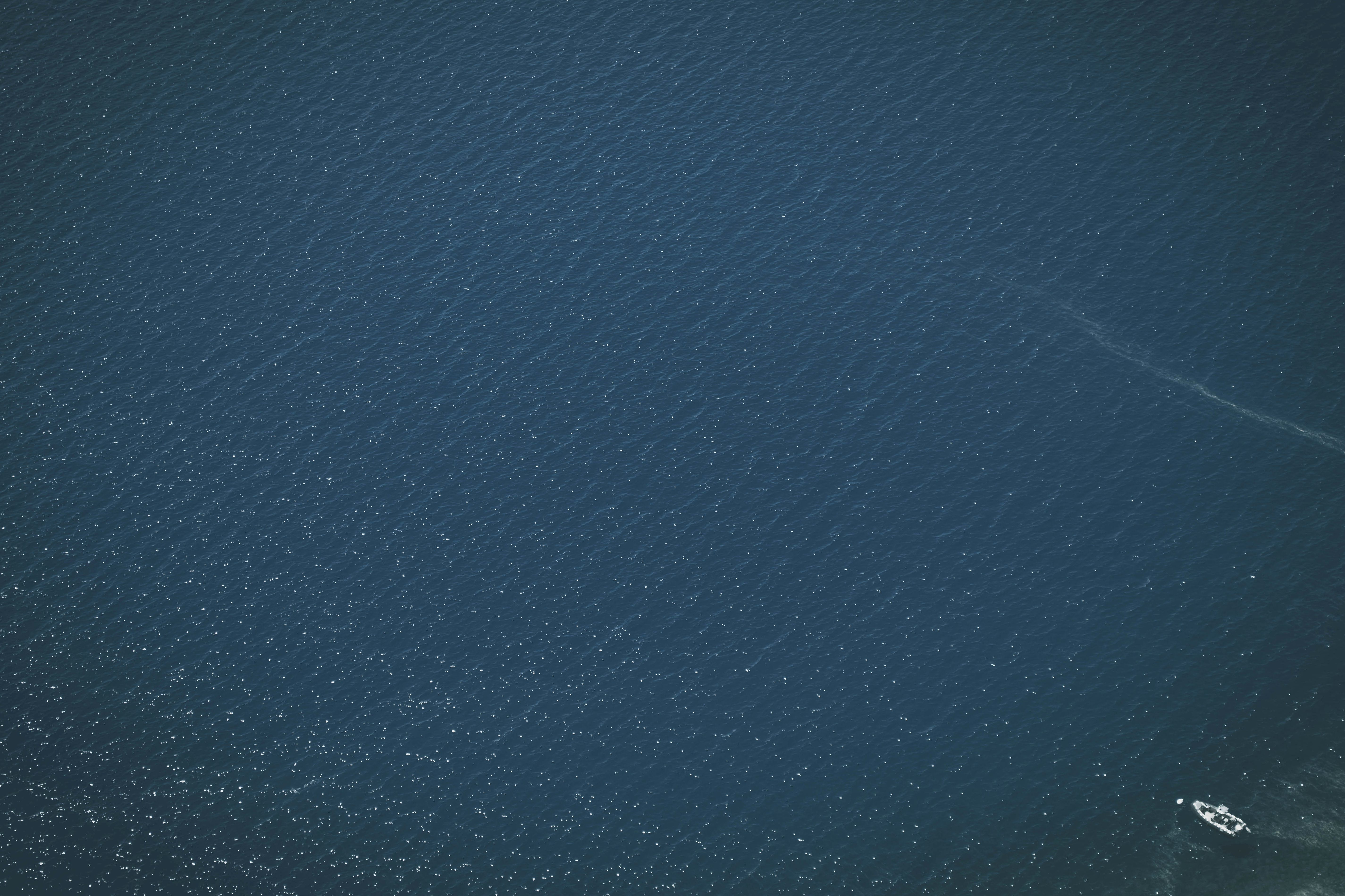 Free Picture Boat Lake Horizon Texture Dark