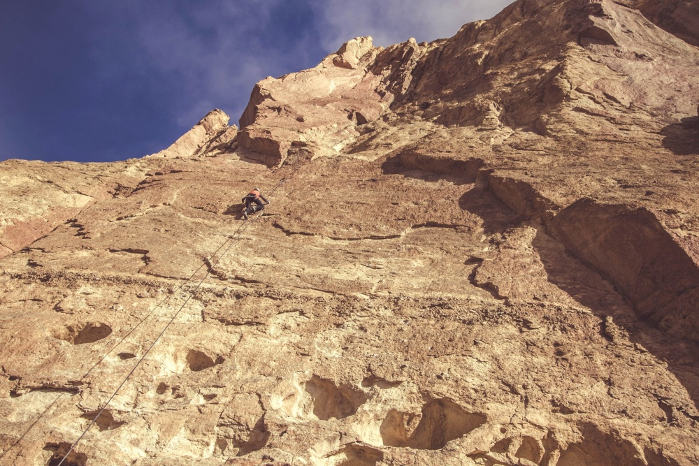 cliff, hill, landscape, mountain, desert, nature, canyon, valley