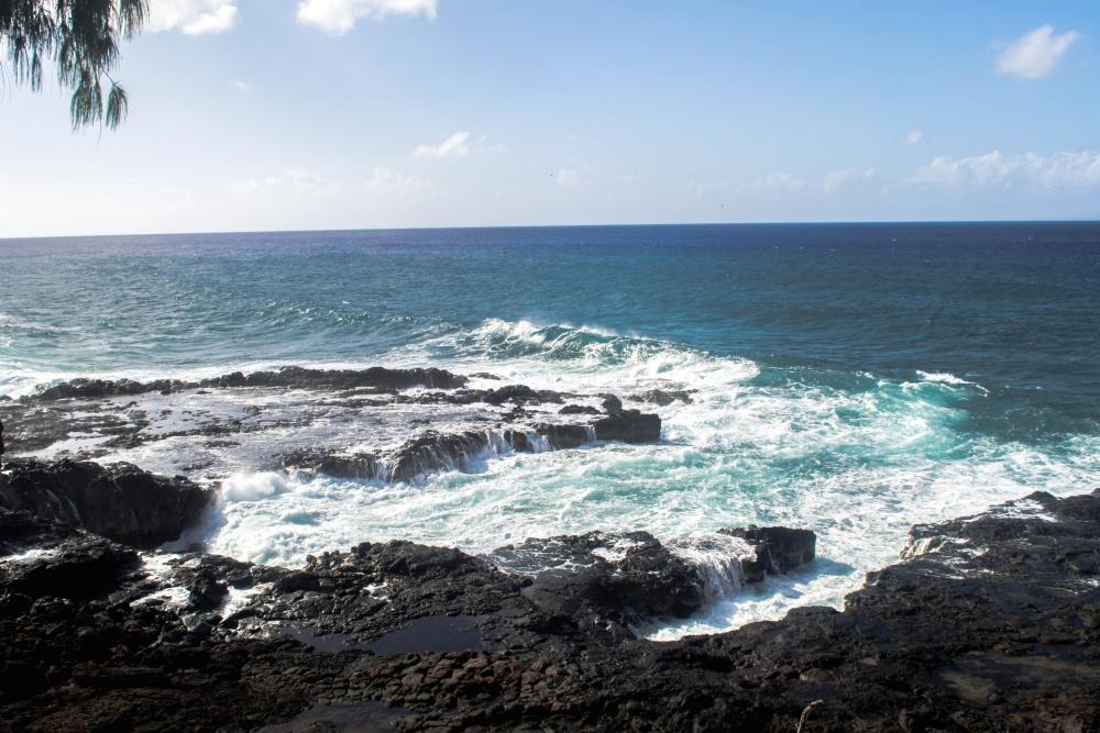 beach, again, water, sea, seashore, ocean, coast, shore
