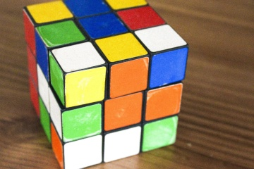cube, game, toy, box, colorful, plastic, object