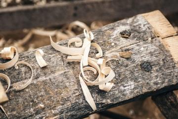 Holz, alt, hölzern, Material, Objekt