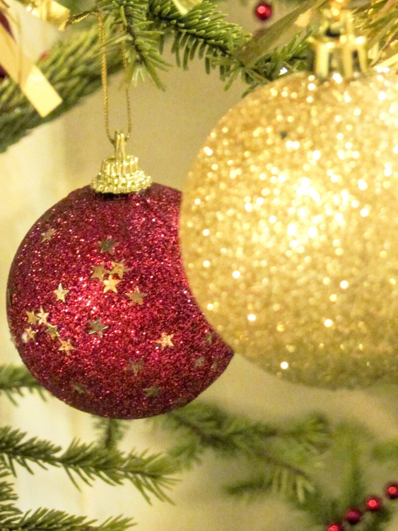 Christmas, ornament, pine tree, decoration, celebration