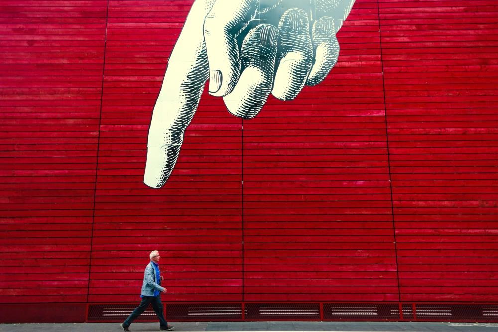 man, graffiti, wall, street, design, illustration