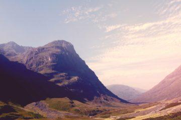 βουνό, τοπίο, κοιλάδα, λόφος, έρημο, ορεινών περιοχών