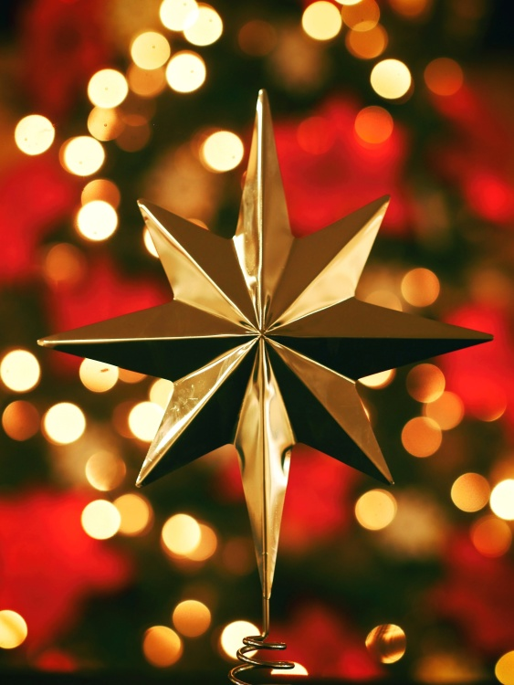 Christmas, design, decoration, holiday, celebration, art, graphic, ornament, star