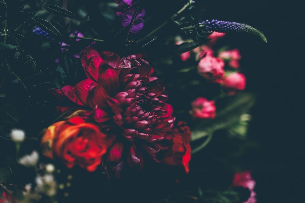 flower, decoration, colorful, leaf, herb, bouquet
