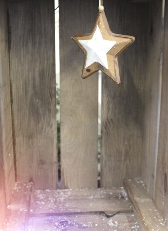 snowflake, ornament, wooden, decoration, star, winter, Christmas, wood
