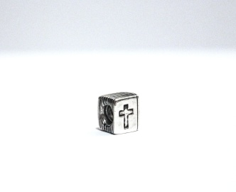 cross, religion, christian, illustration, sign, cube, box, art