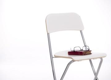Chaise, siège, meuble, confort
