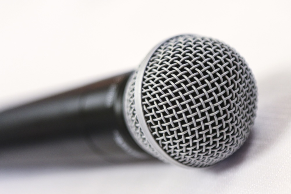 Karaoke, mikrofon, ses, ses, ses, müzik, aygıt
