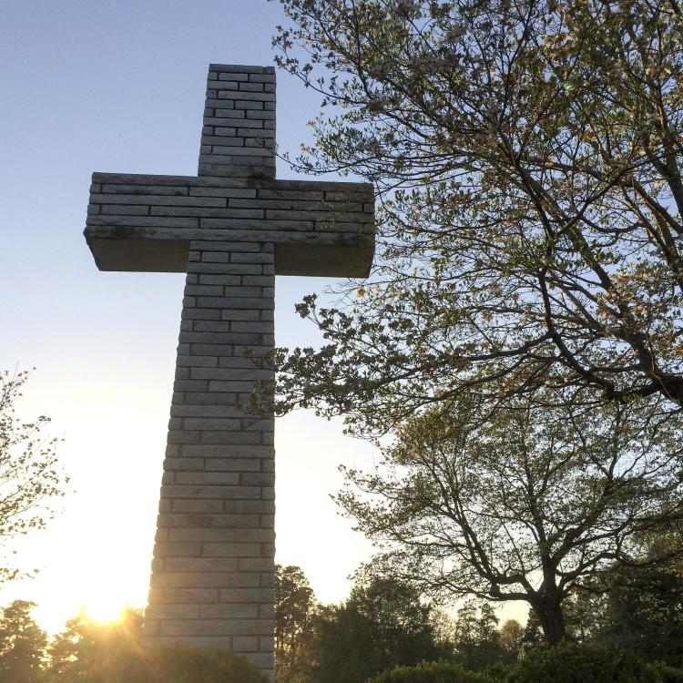 クロス、墓地、宗教、墓、犠牲、タワー、構造