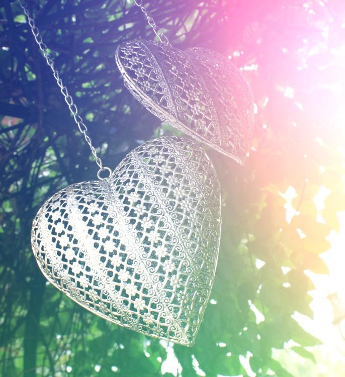 сердце, металл, объект, любовь, дизайн, Оформление