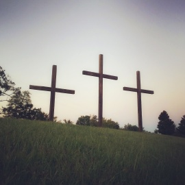 cross, religion, crucifixion, grave, grass, sacrifice