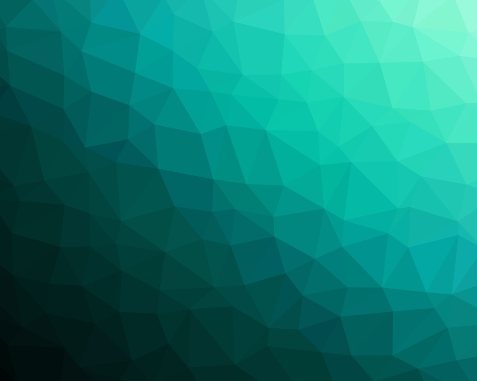 free picture geometric shape green abstract futuristic