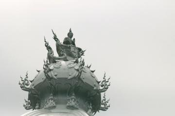 Buddhismus, náboženství, sochařství, socha, umění, socha, architektura