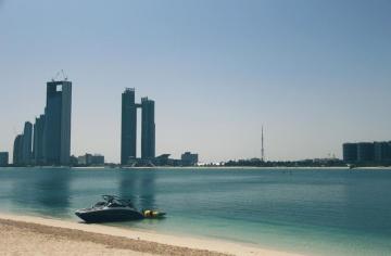 rannikolla, beach, vesi, arkkitehtuuri, kaupungin, taivas, meri