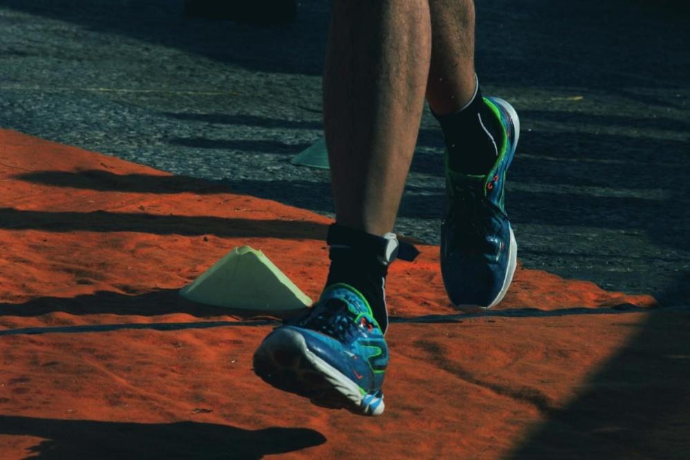 Uomo, atleta, sport, ricreazione, concorrenza