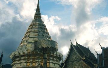 chrám, architektura, Buddha, náboženství, starověké, klášter, hrad, kultura