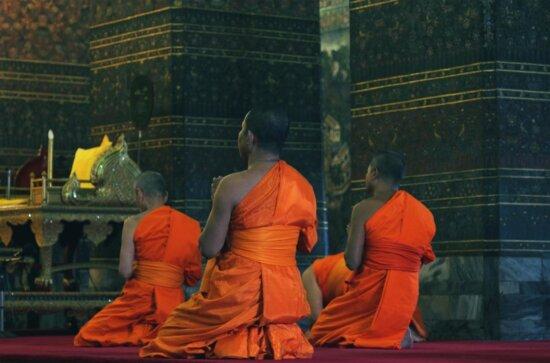 people, monk, religion, temple, Buddha, religious, buddhist