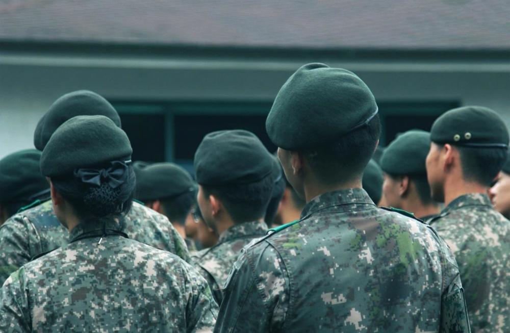 vojne uniforme, vojnik, vojska, gužve, ljudi