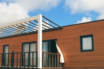 Kuća, arhitektura, prozor, dom, krov, gradnja, bungalov