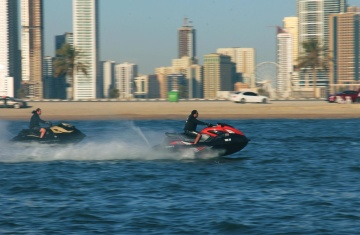 race, competition, action, water, vehicle, speedboat, boat, sport