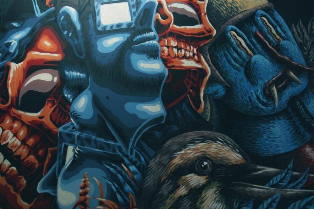 graffiti, art, colorful, modern, urban