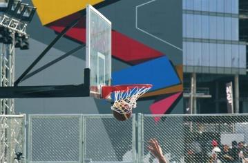 Compétition, basket-ball, basket-ball, sport, personnes, entreprises, athlète, stade