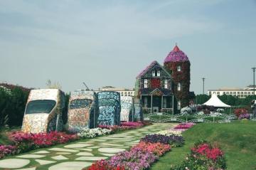 architecture, exterior, garden, house, daylight, sky, garden, park