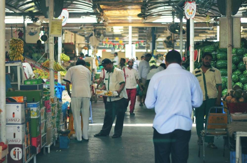 handel, marked, mennesker, shop, crowd