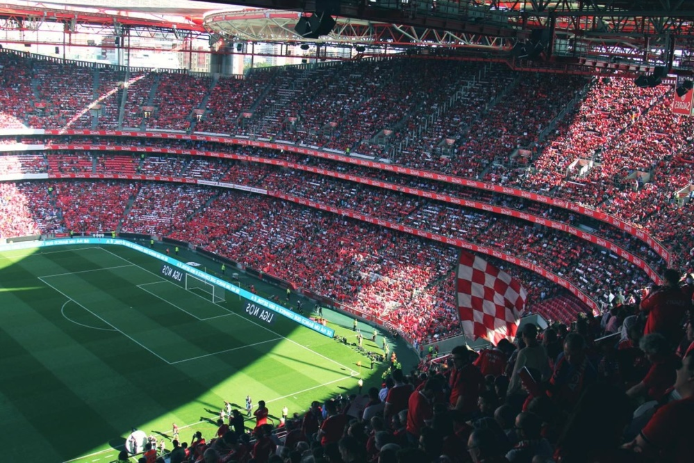 Free picture: football stadium, competition, football, audience, soccer, crowd