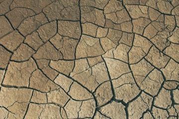 Lodo, suelo, patrón, tierra, seco, desierto, suelo, tierra baldía