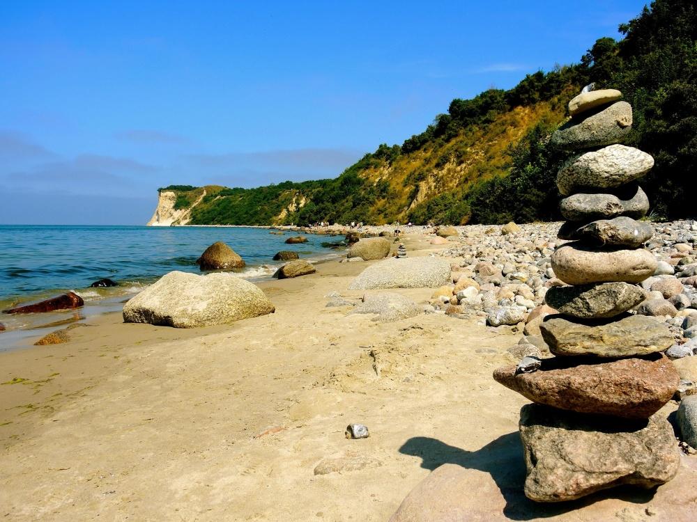 image libre plage eau mer bord de la mer pierre rocher nature paysage. Black Bedroom Furniture Sets. Home Design Ideas