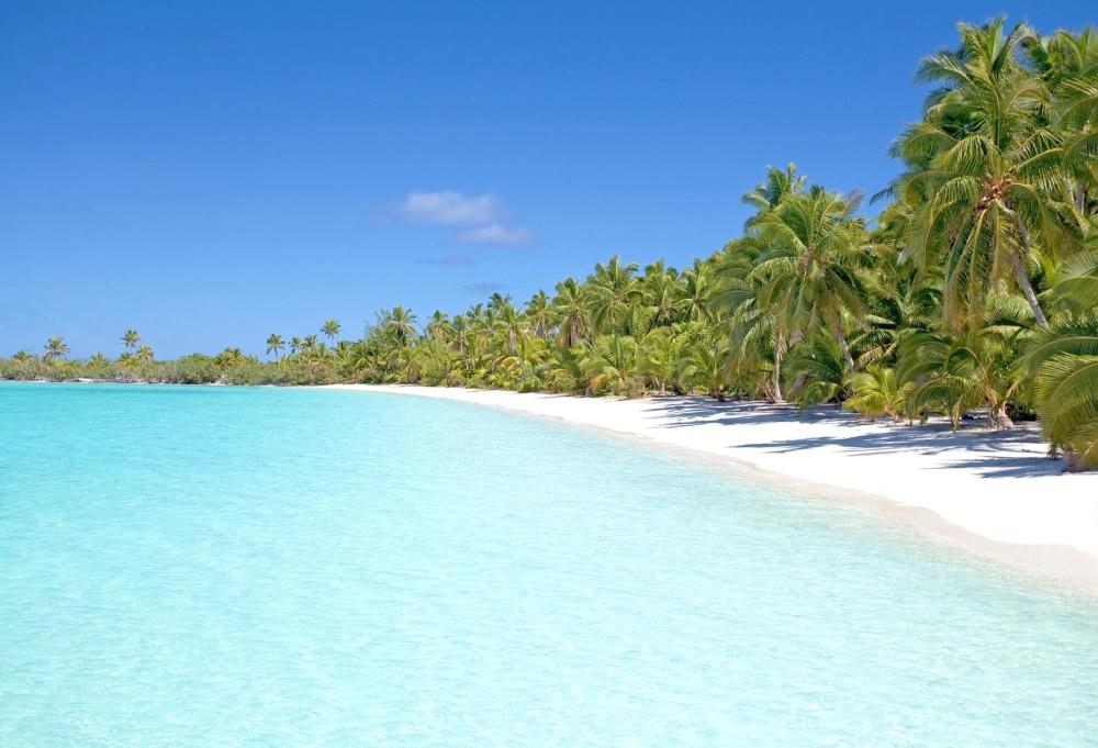 Gambar Gratis Beach Pasir Pulau Pantai Laut Air Pohon