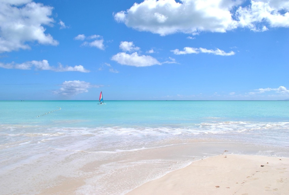sand, water, beach, summer, sun, sea, ocean, vacation, coast, sky