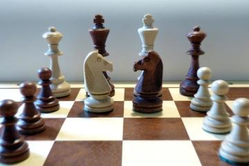 Chess queen, spil, objekt, ridder, strategiske, sejr