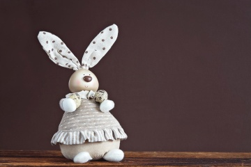 toy, object, decoration, bunny