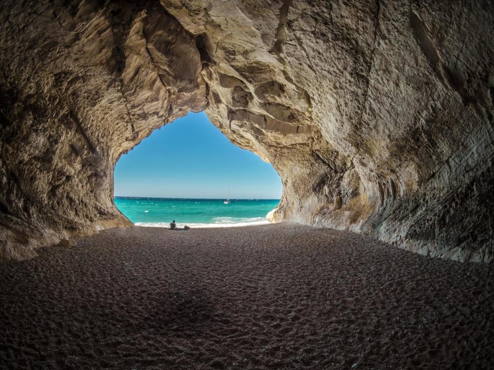 su, deniz, okyanus, deniz kıyısı, mağara, delik