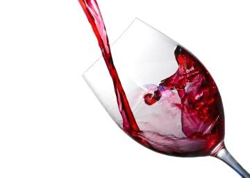 Jus de fruits, verre, boisson, boisson, liquide, cristal
