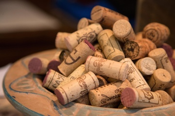 cork, object, brown, wood