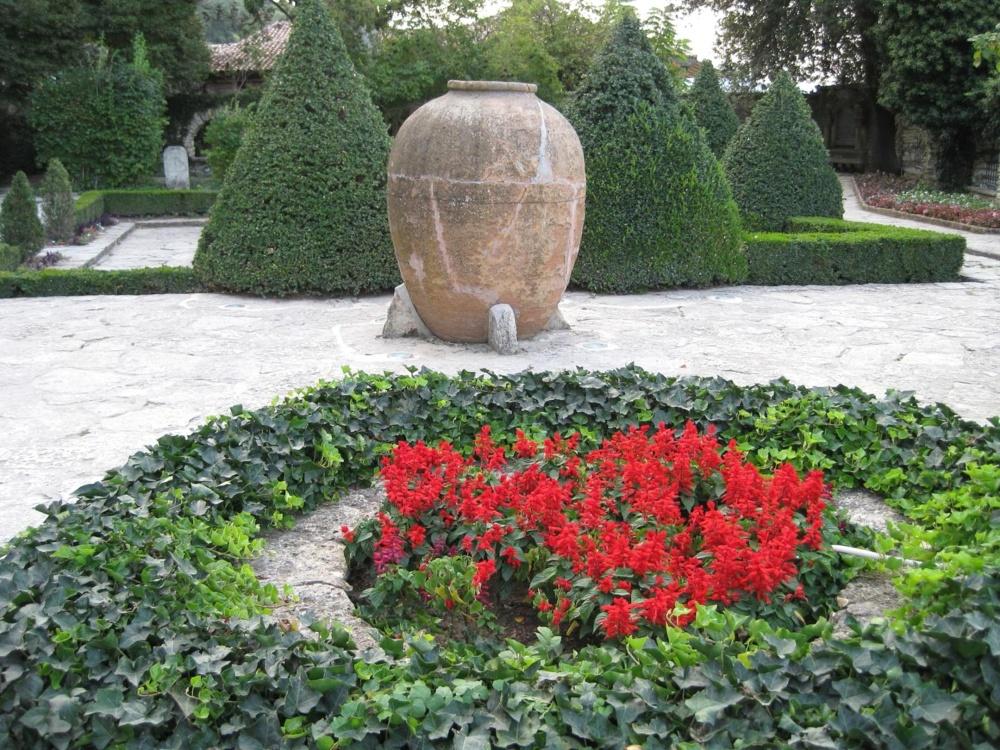 garden, flower, shrub, hedge, park, flora, tree, horticulture