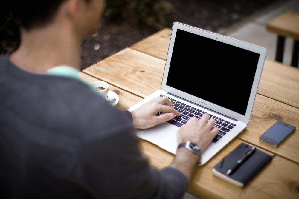 laptop computer, people, technology, internet, notebook, business