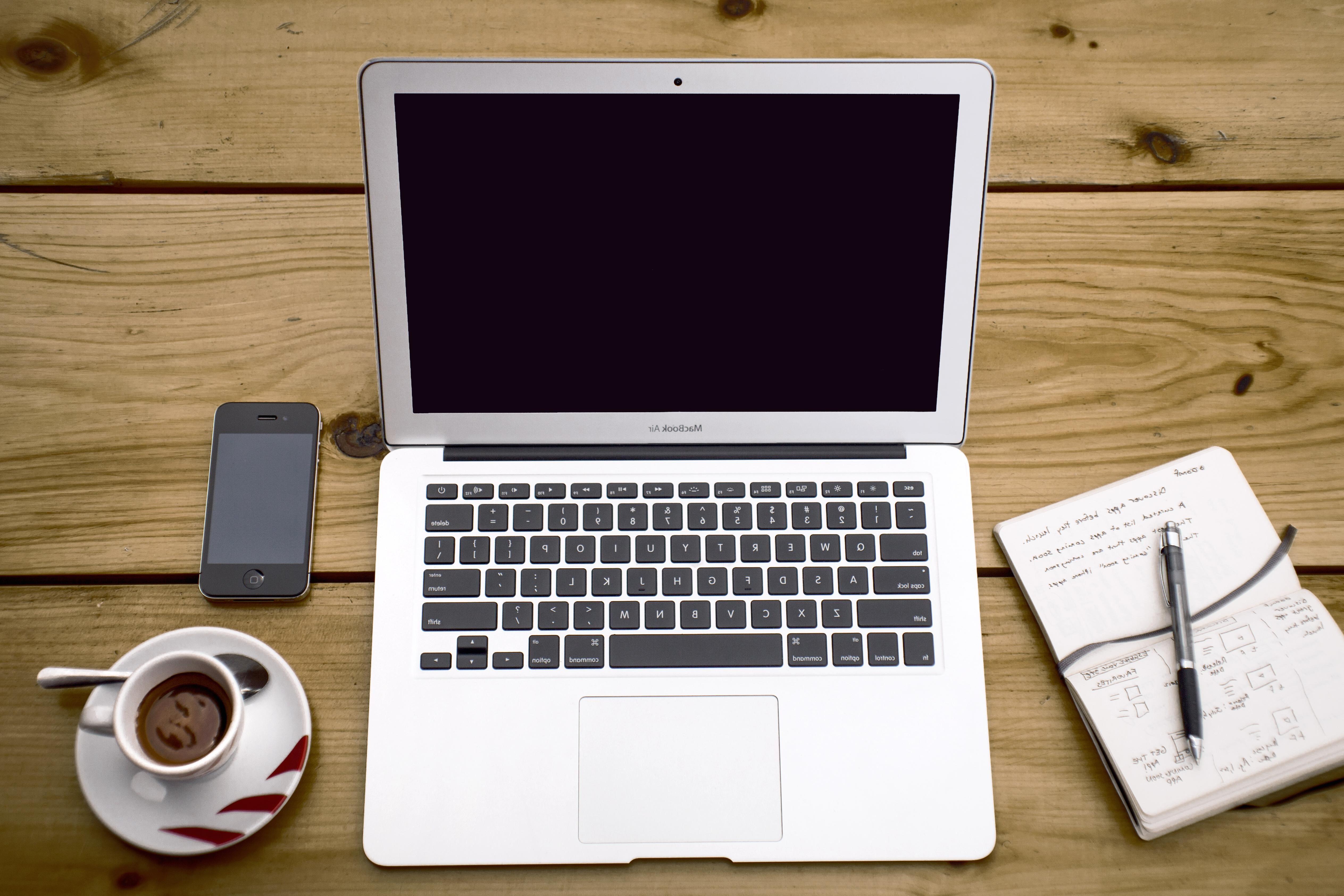 Imagen gratis port til papel negocio computadora - Foto teclado ordenador ...