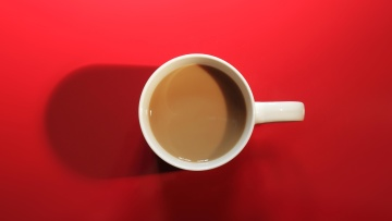 Café, tasse, boisson, caféine, expresso, petit déjeuner, cappuccino