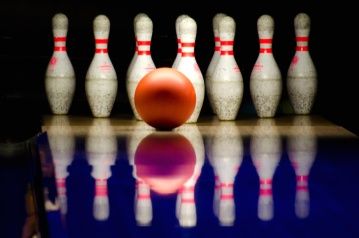 bowling, competition, recreation, game, sport