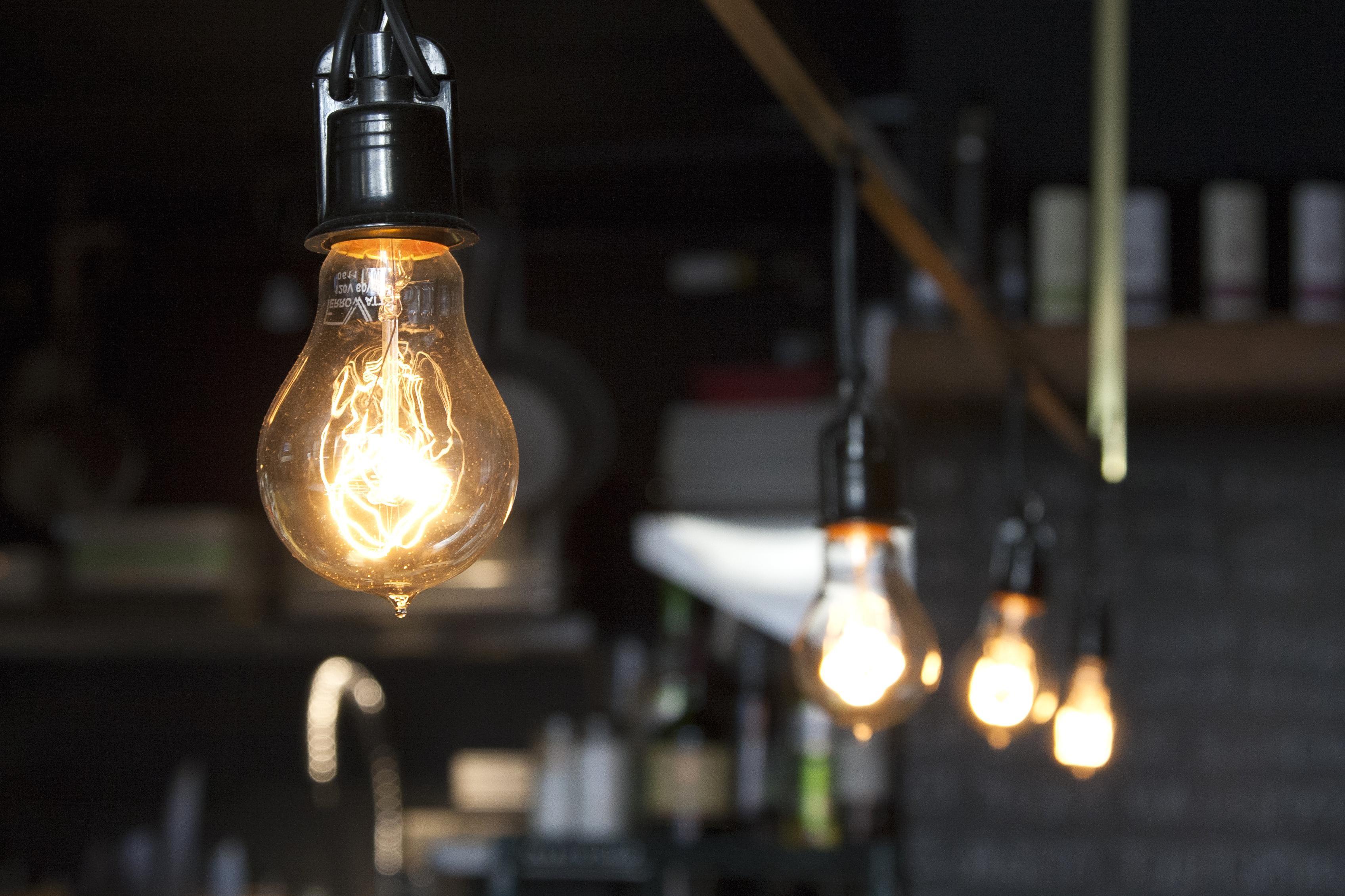 kostenlose bild: lampe, glühbirne, elektrizität, beleuchtet, laterne