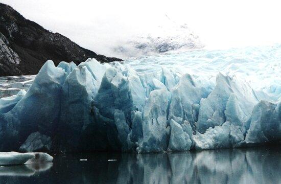 ice, iceberg, glacier, snow, winter, water, frost, cold
