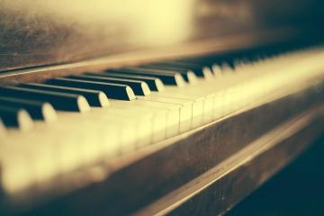 piano, musikinstrument, ljud, akustiska, rytm, pianist